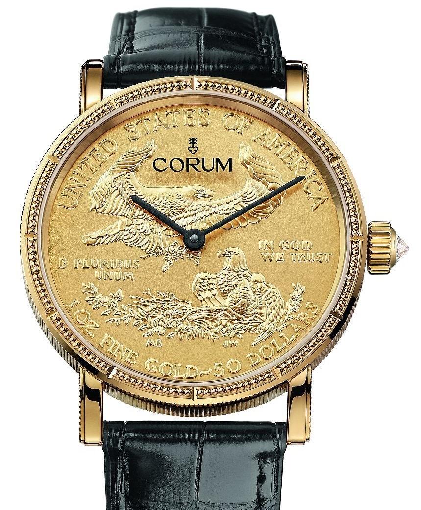 Corum Uhr verkaufen