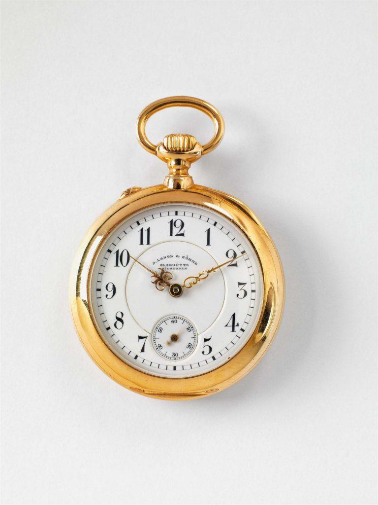 A Lange & Söhne Uhr verkaufen