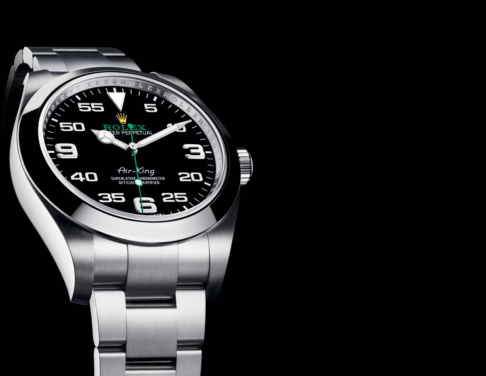 Rolex Air King Uhr
