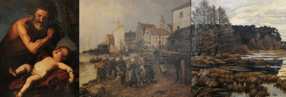 Gemälde Ankauf berlin