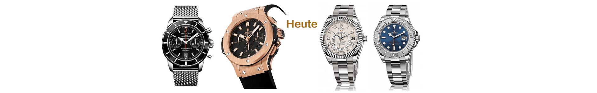 Uhren Ankauf Hublot Rolex