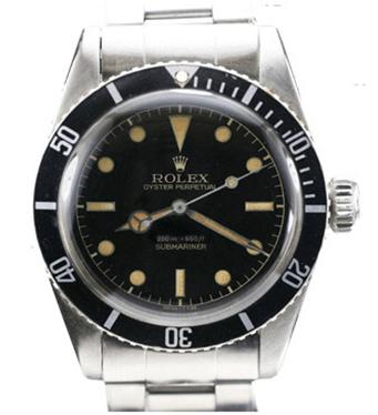 Rolex Uhr verkaufen