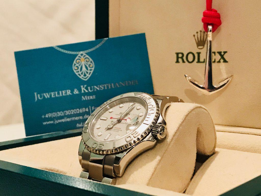 Uhren Ankauf Rolex Yacht Master