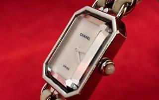 Goldankauf Chanel Uhr weiß