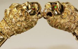 Gold Armreif verkaufen