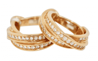 cartier schmuck verkaufen ohrringe gold
