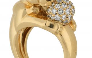 cartier schmuck verkaufen panthere ring