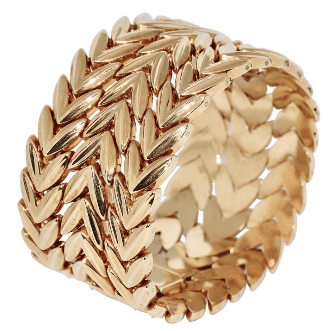 18 Karat Goldarmband