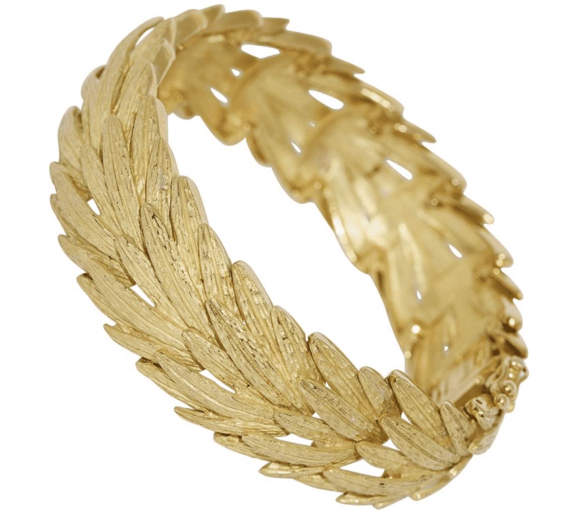Gelbgold Armband 18 Karat