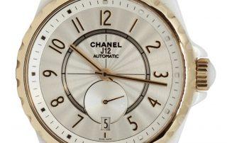 Chanel Schmuck Damenuhr