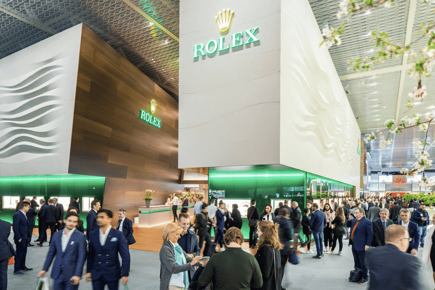Baselworld Uhren Messe