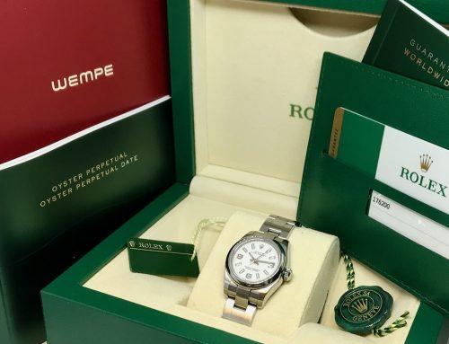 Die führenden Uhrenhersteller