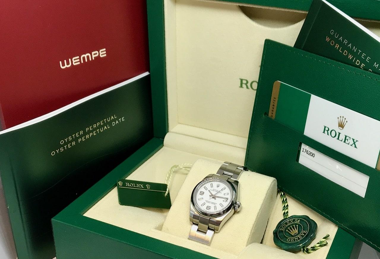 Führende Uhrenhersteller