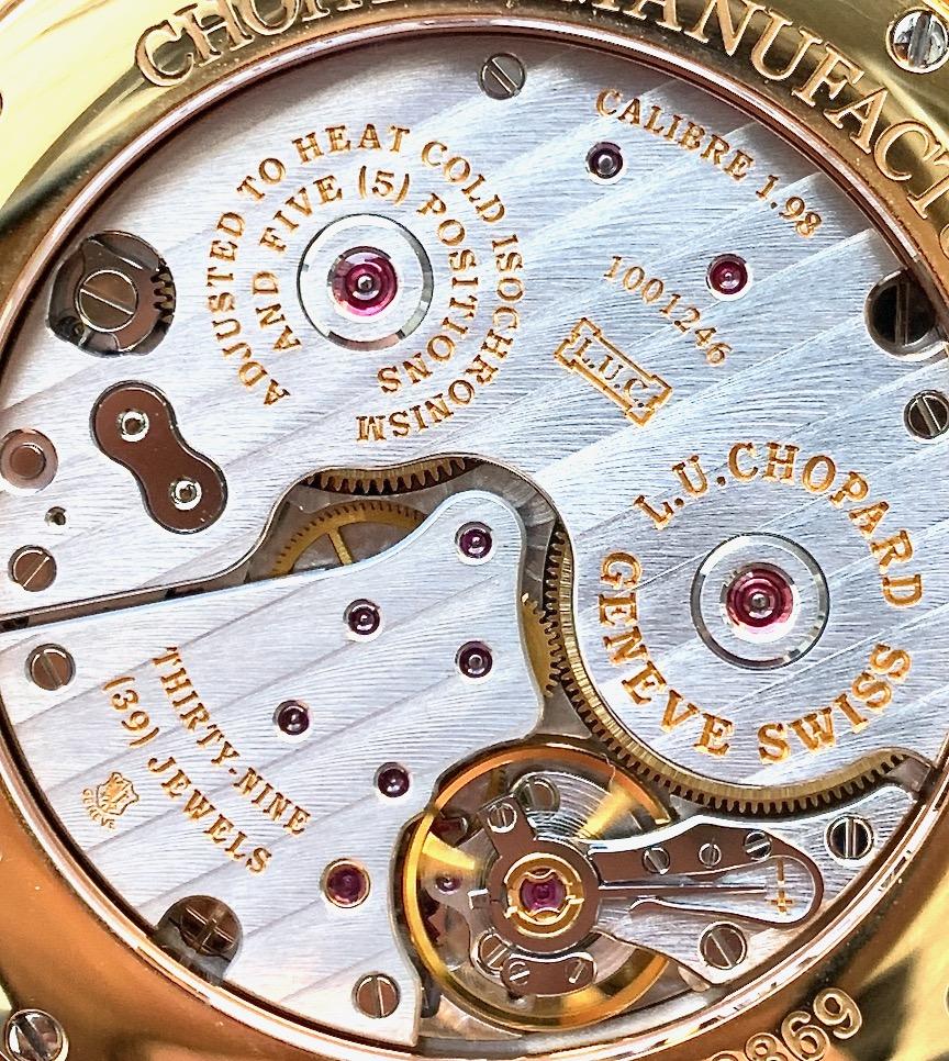 Uhren Kaliber