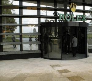Rolex Manufaktur Schweiz