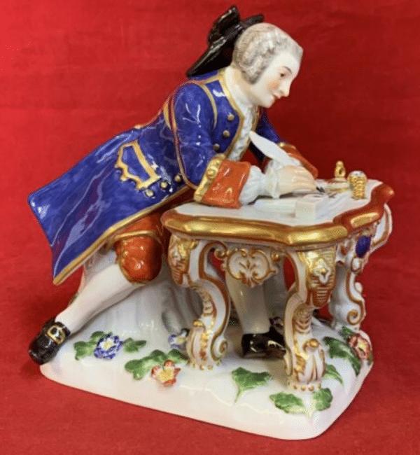Meissen Porzellanfigur