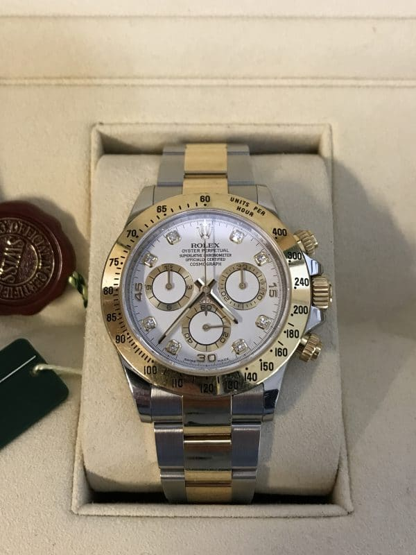 Rolex Daytona Uhr